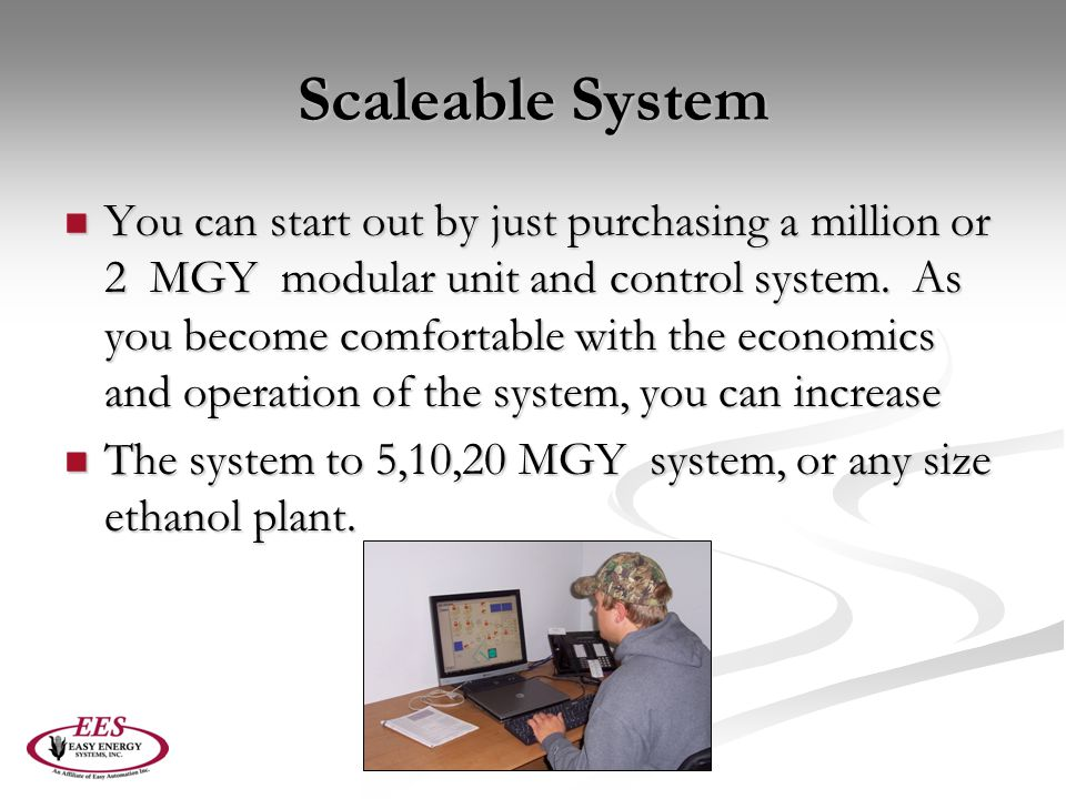 Scaleable System