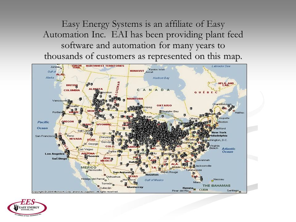 Easy Energy Systems is an affiliate of Easy Automation Inc