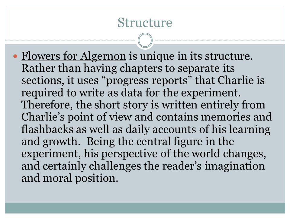 critical essay for flowers for algernon Flowers for algernon essay photograph: flowers for algernon essays kwl critical essay, jeff bleckner reliable essay writing definition.