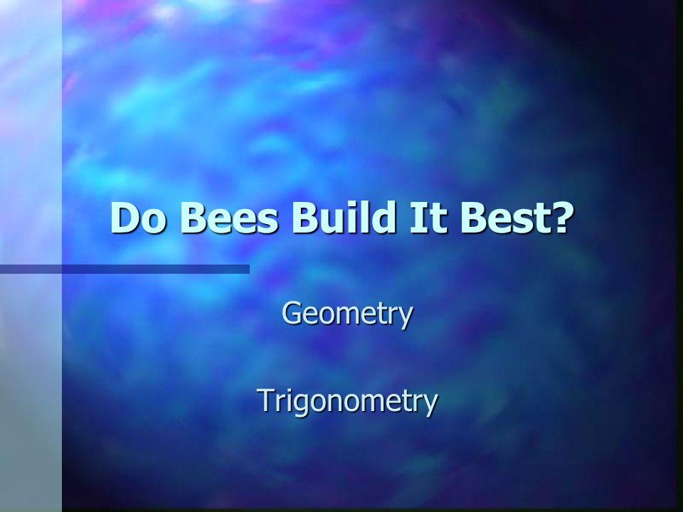 Geometry Trigonometry
