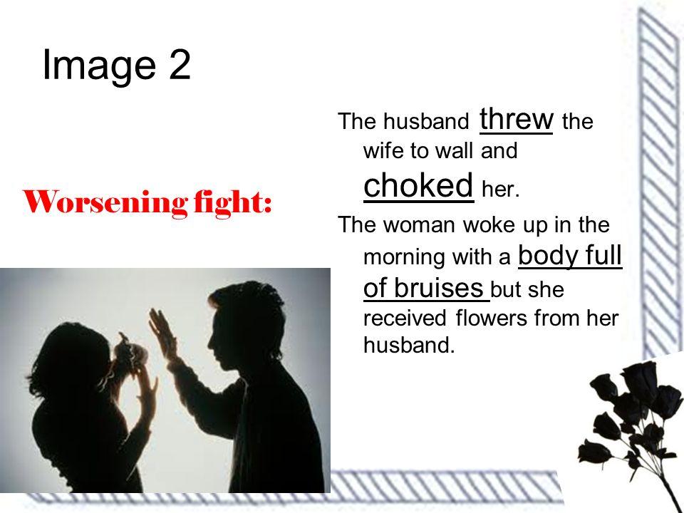 Image 2 Worsening fight: