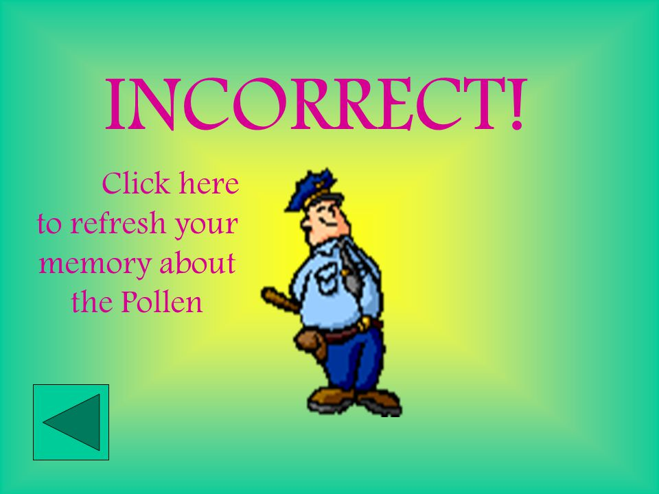 Click here to refresh your memory about the Pollen