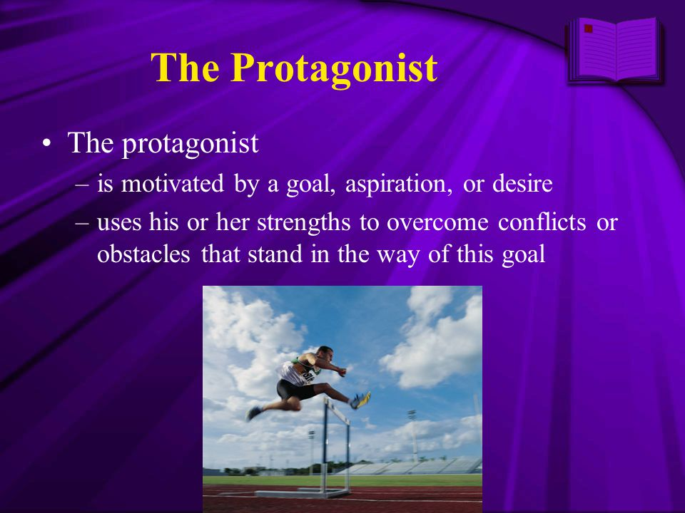 The Protagonist The protagonist