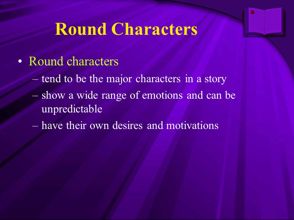 Round Characters Round characters