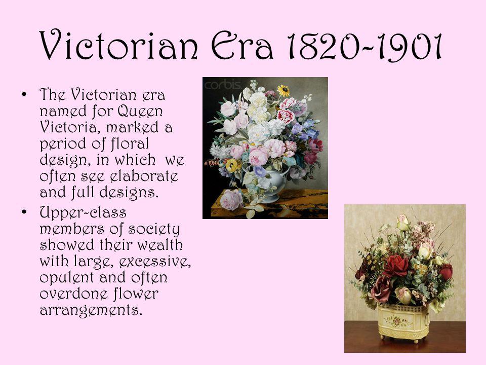 Victorian Era 1820-1901