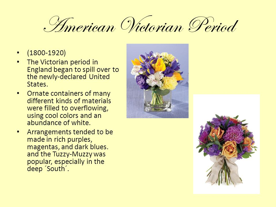 American Victorian Period
