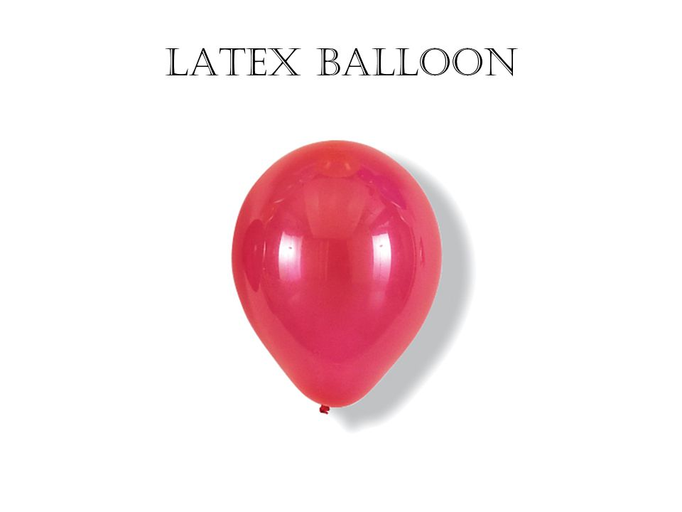 Latex Balloon