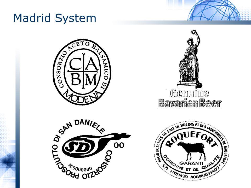 Madrid System