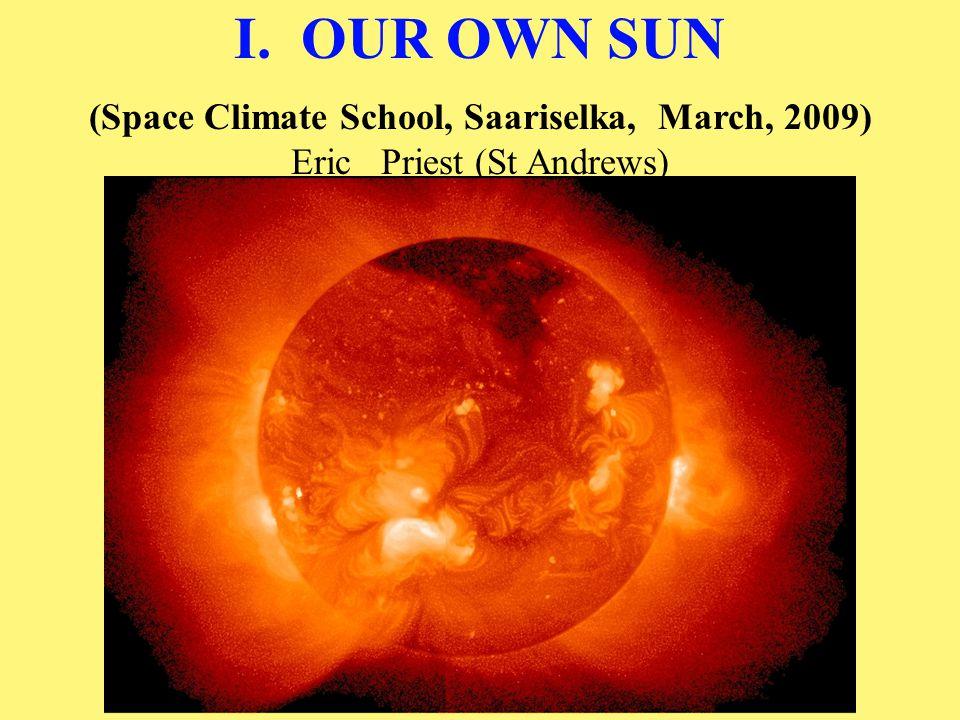 (Space Climate School, Saariselka, March, 2009)