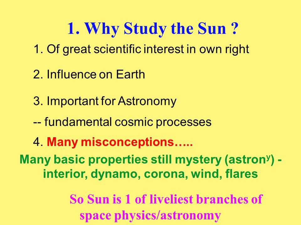 space physics/astronomy