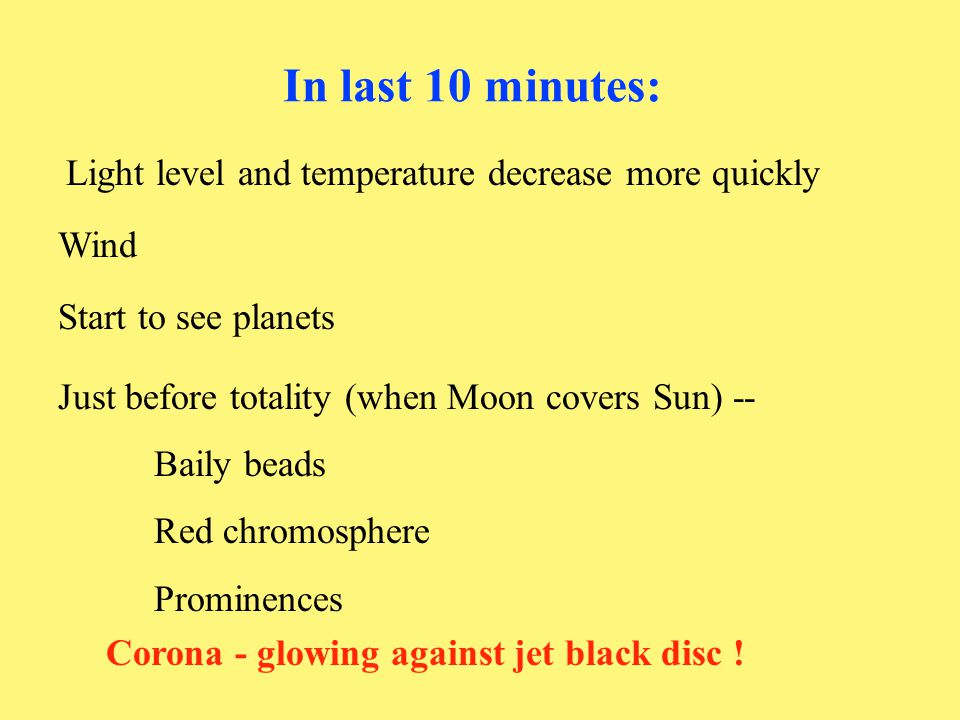 In last 10 minutes: Light level and temperature decrease more quickly