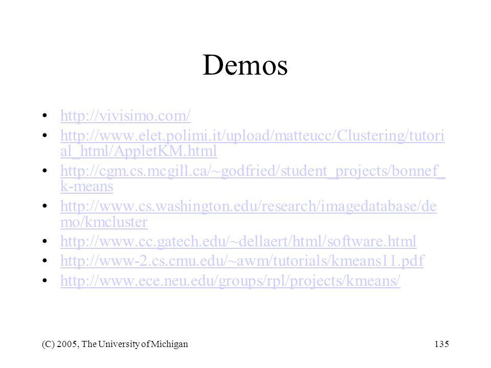 Demos http://vivisimo.com/