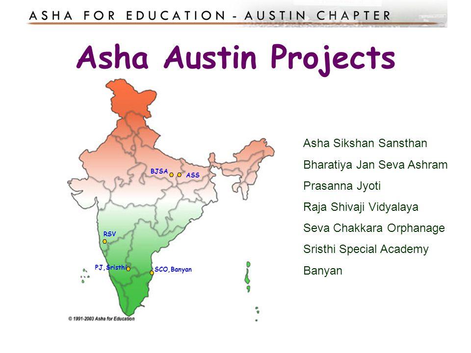 Asha Austin Projects Asha Sikshan Sansthan Bharatiya Jan Seva Ashram