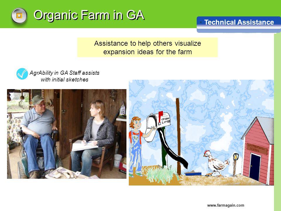 Organic Farm in GA Technical Assistance
