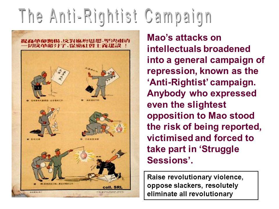 The Anti-Rightist Campaign