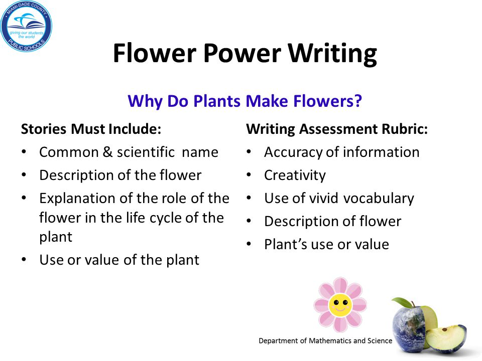 Why Do Plants Make Flowers