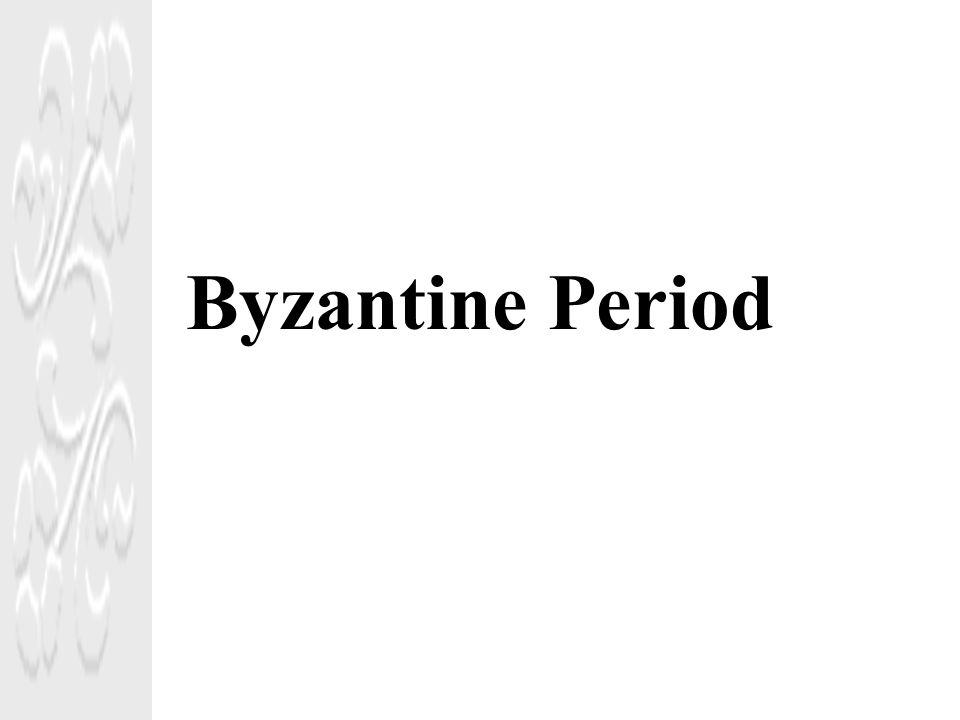 Byzantine Period
