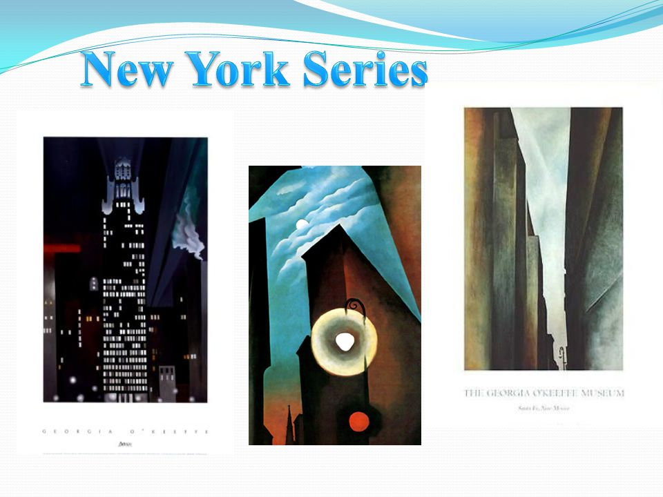New York Series