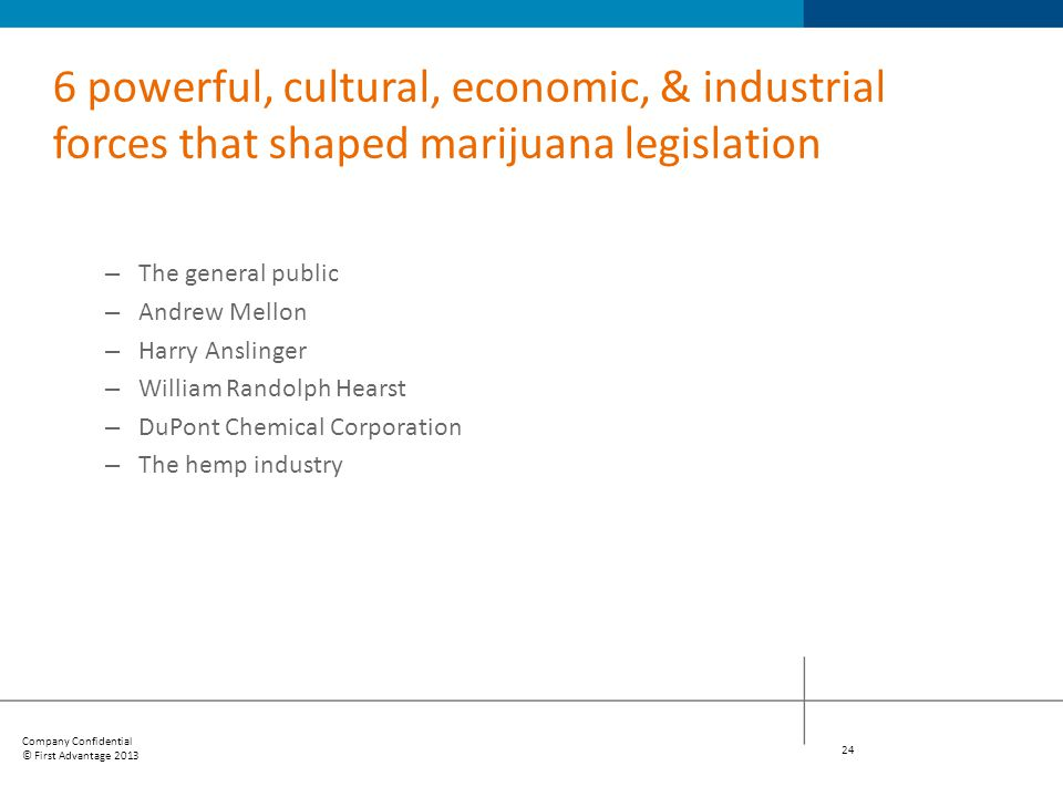 6 powerful, cultural, economic, & industrial forces that shaped marijuana legislation