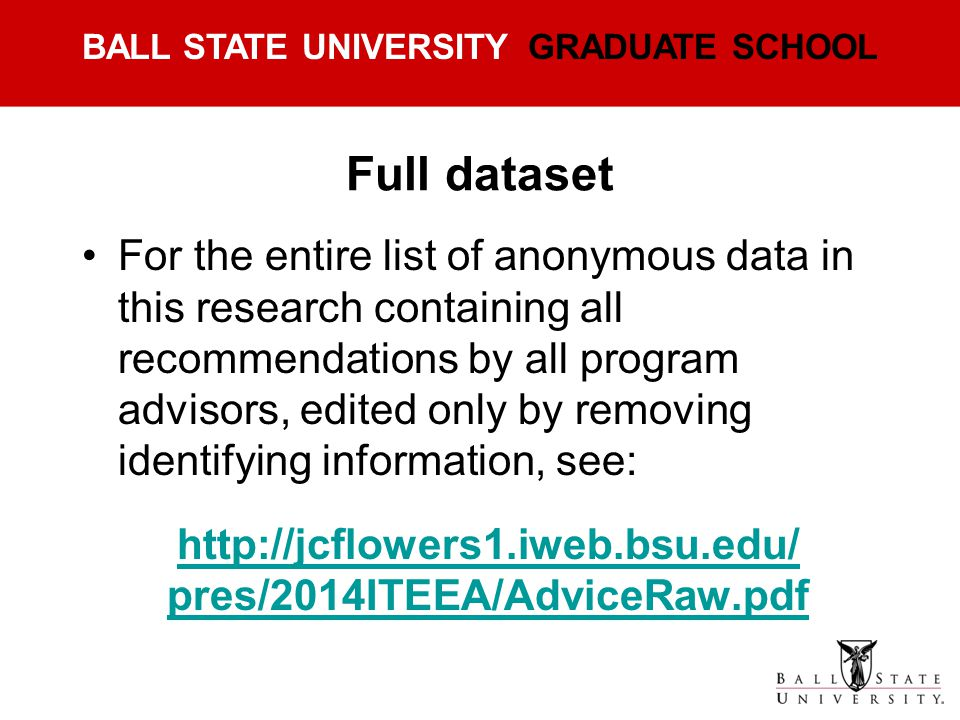 http://jcflowers1.iweb.bsu.edu/ pres/2014ITEEA/AdviceRaw.pdf