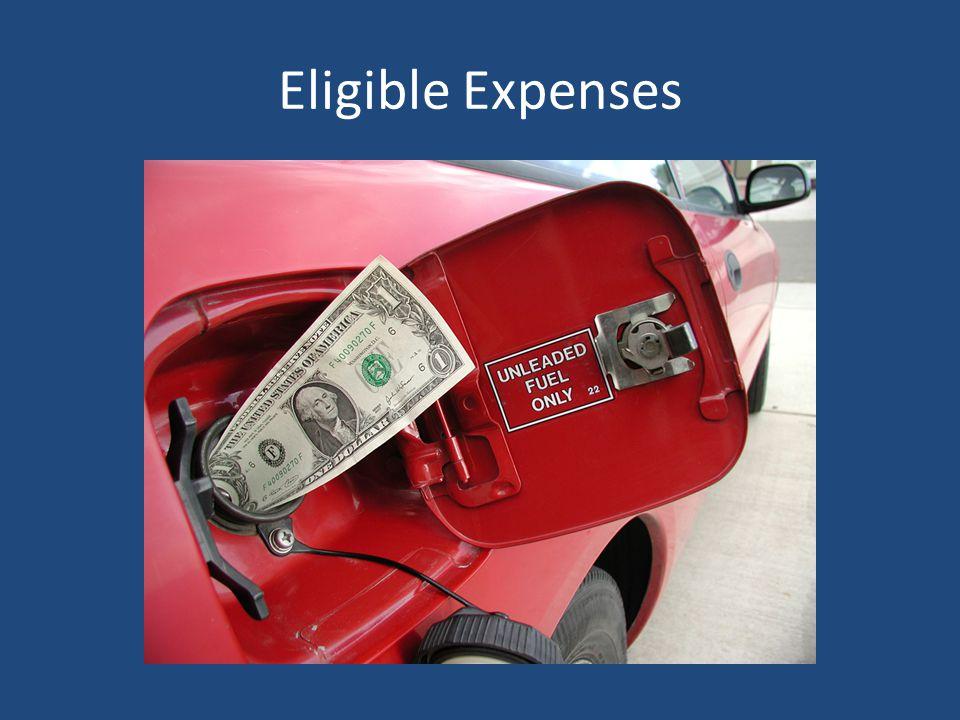 Eligible Expenses