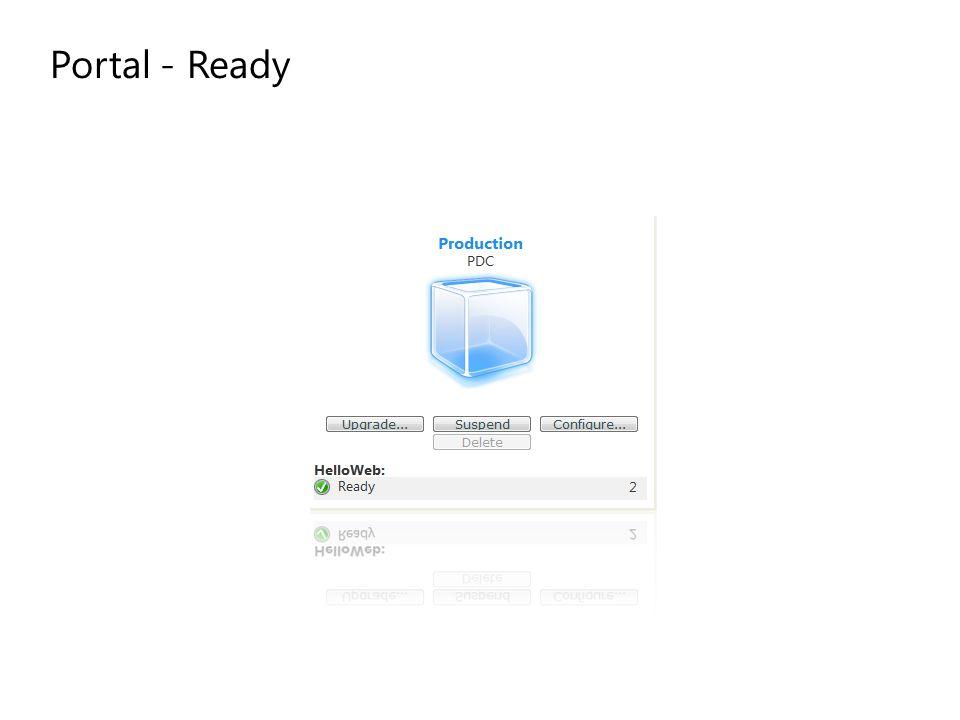 Portal - Ready