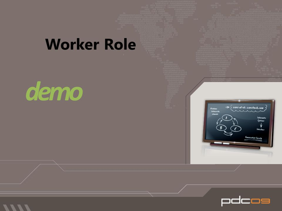 Worker Role demo