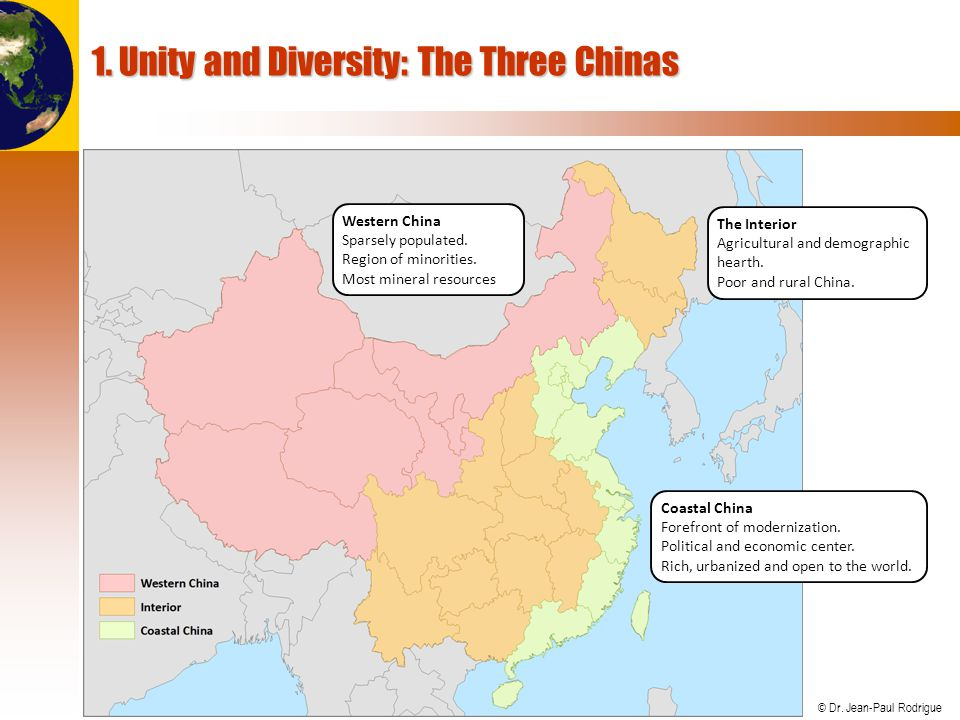 1. Unity and Diversity: The Three Chinas