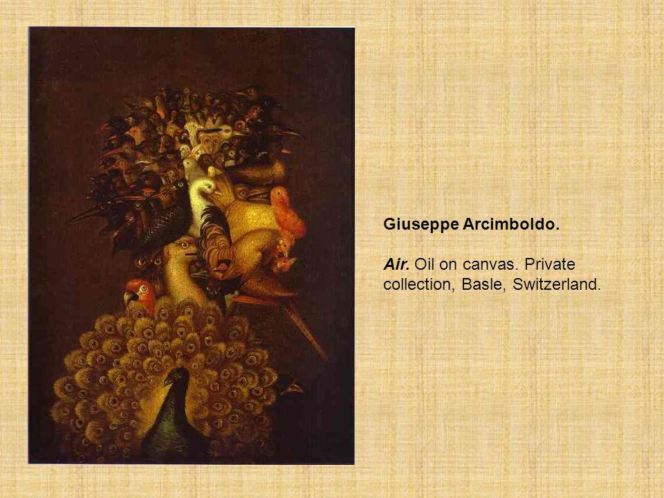 Air Giuseppe Arcimboldo.