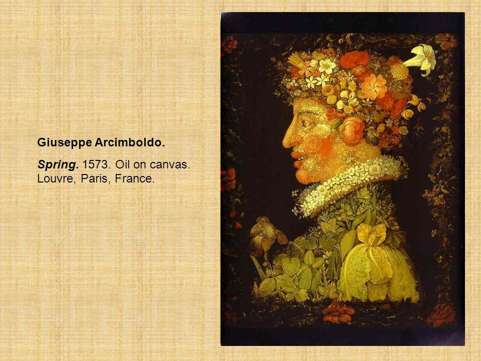 Spring Giuseppe Arcimboldo.
