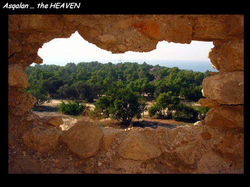 Asqalan … the HEAVEN