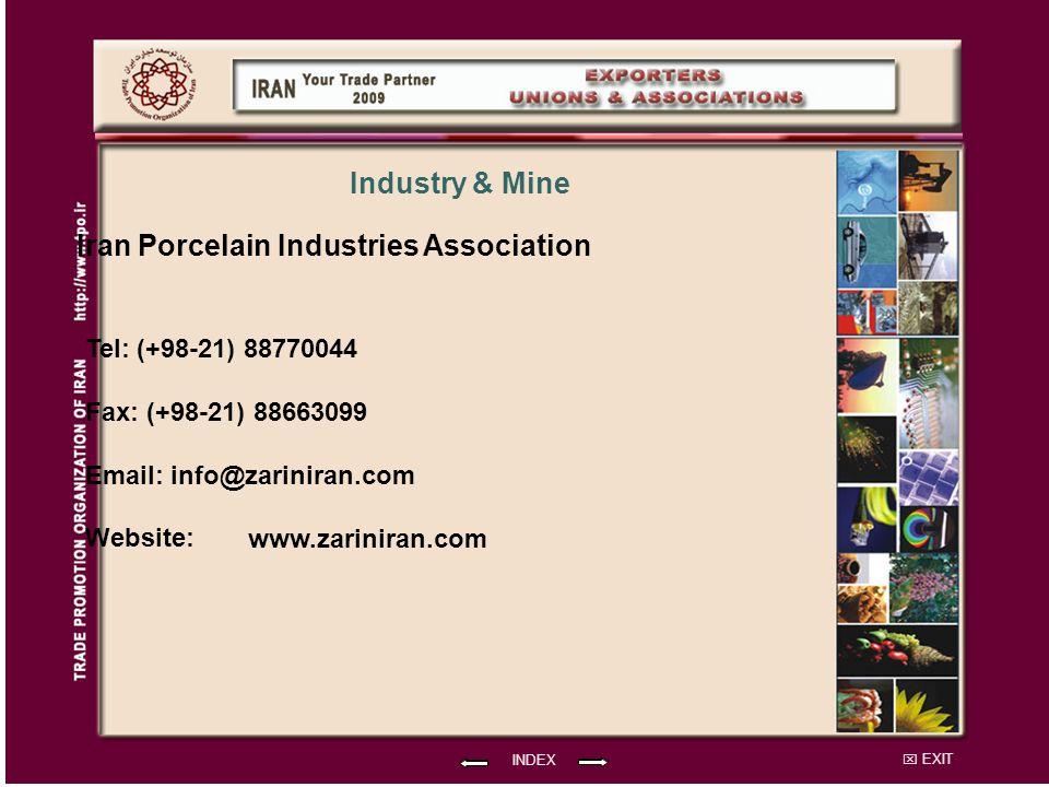 Iran Porcelain Industries Association
