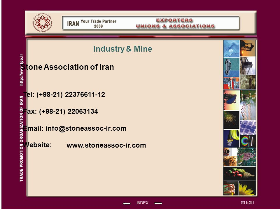 Stone Association of Iran