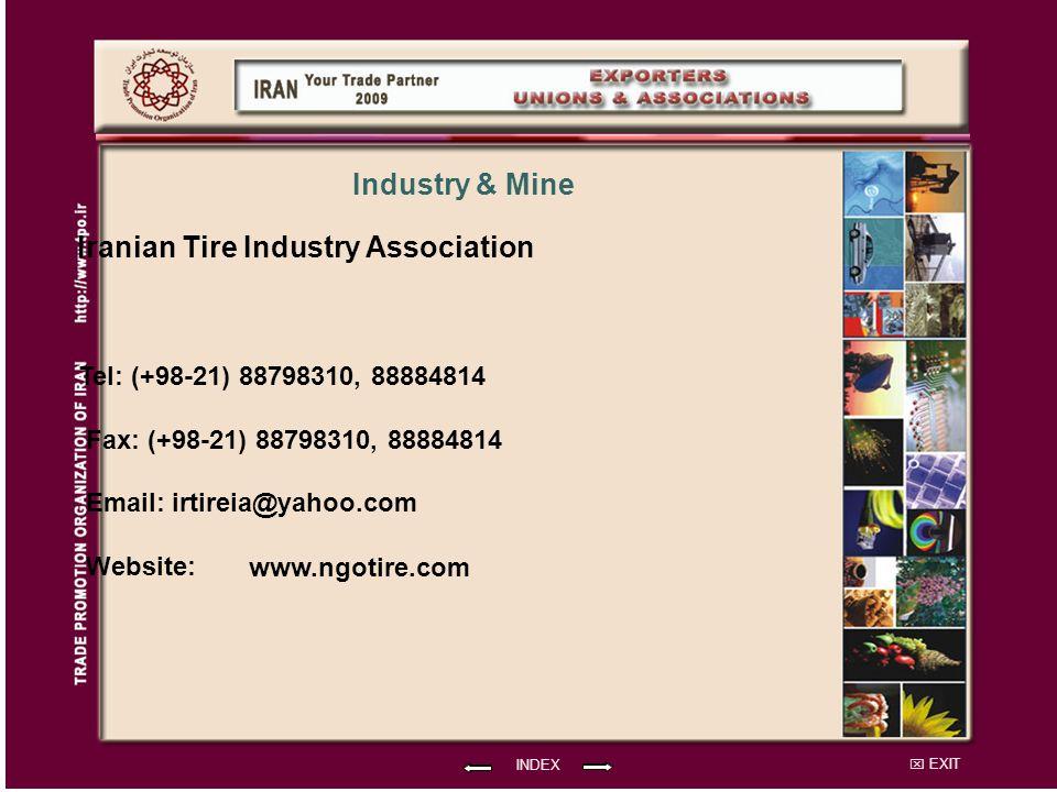 Iranian Tire Industry Association