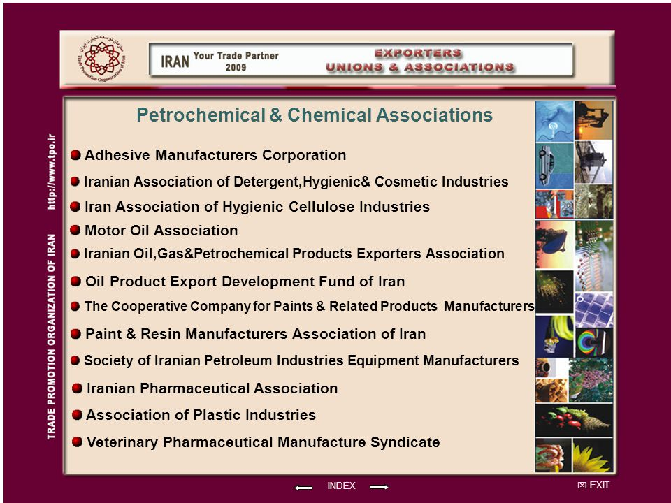 Petrochemical & Chemical Associations