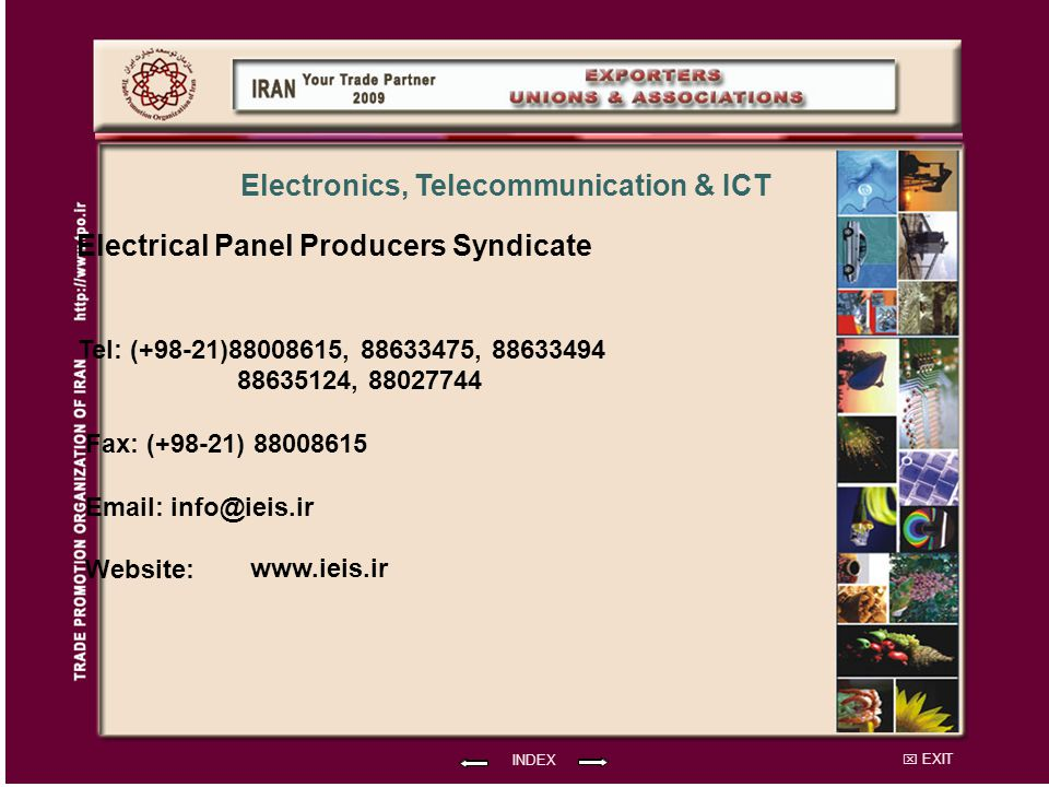 Electrical Panel Producers Syndicate