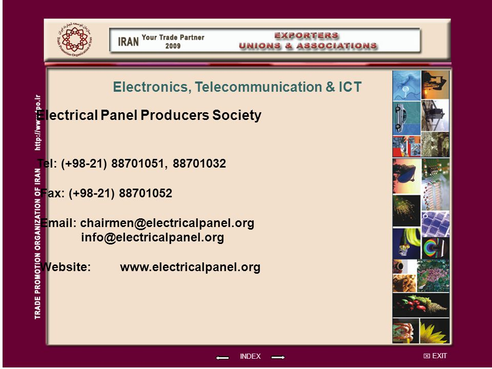 Electrical Panel Producers Society