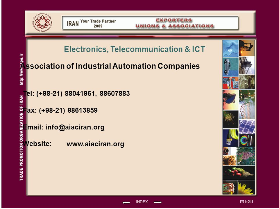 Association of Industrial Automation Companies