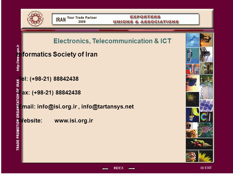 Informatics Society of Iran