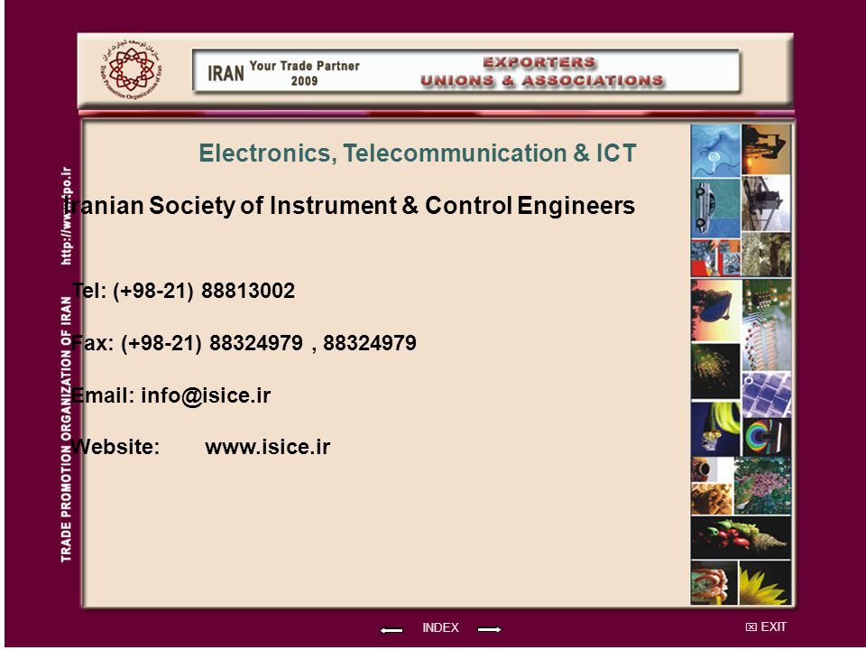 Iranian Society of Instrument & Control Engineers