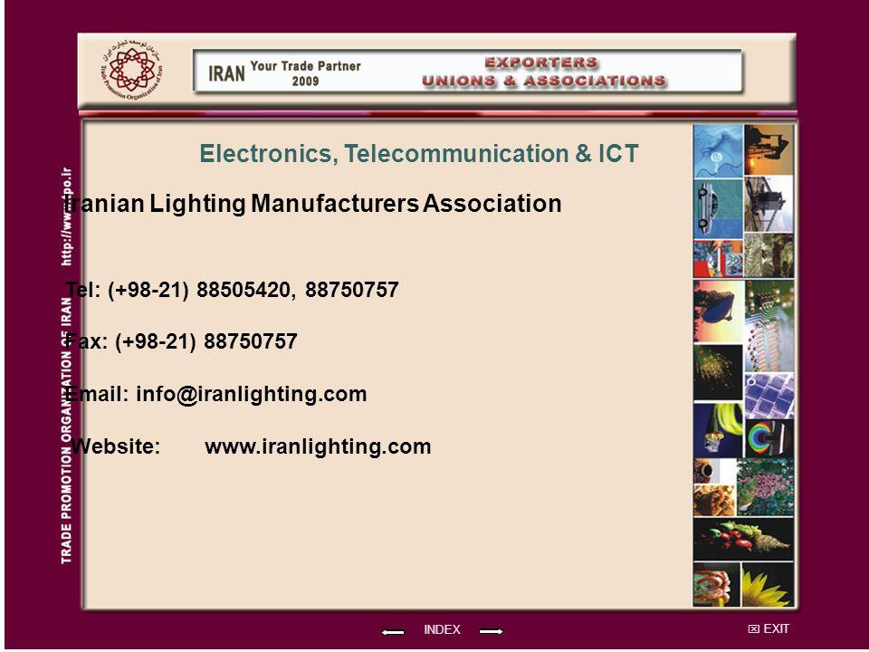 Iranian Lighting Manufacturers Association