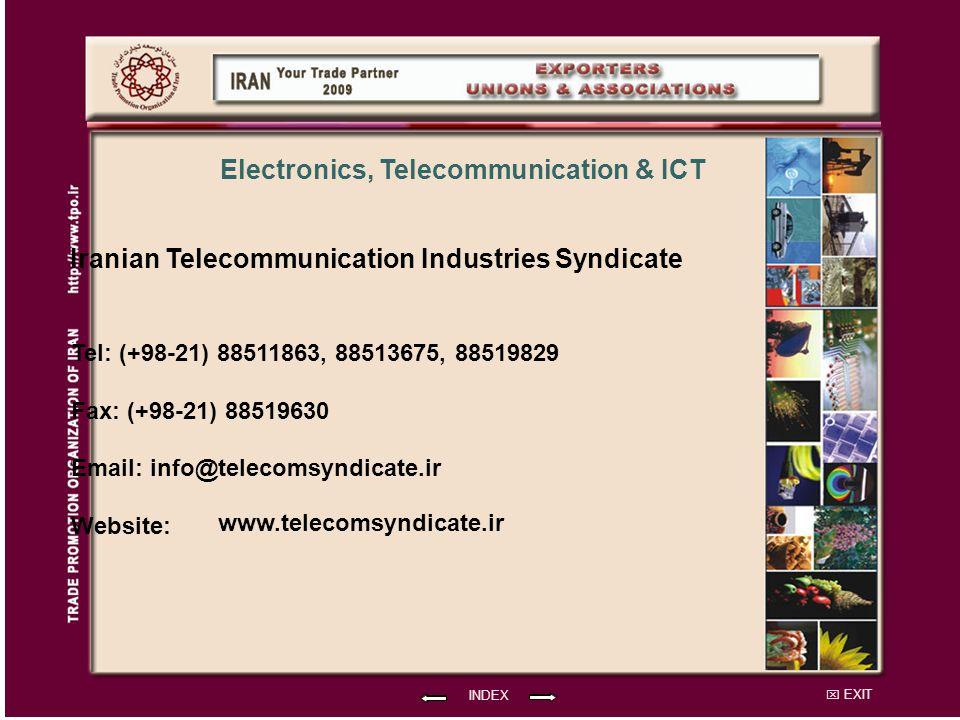 Iranian Telecommunication Industries Syndicate