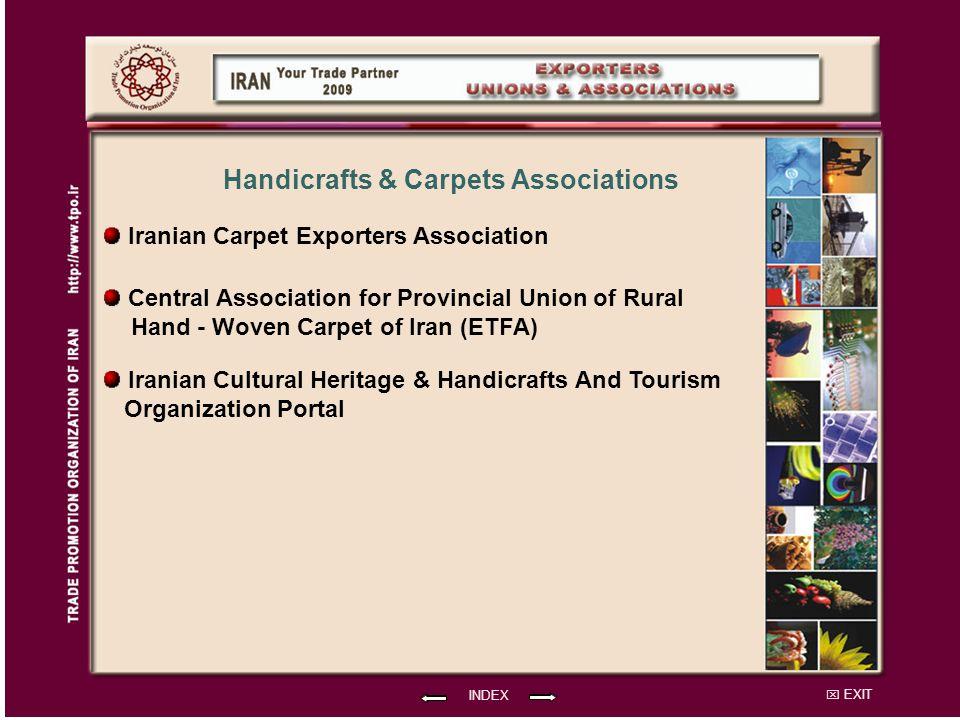 Handicrafts & Carpets Associations
