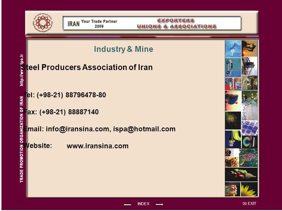 Steel Producers Association of Iran