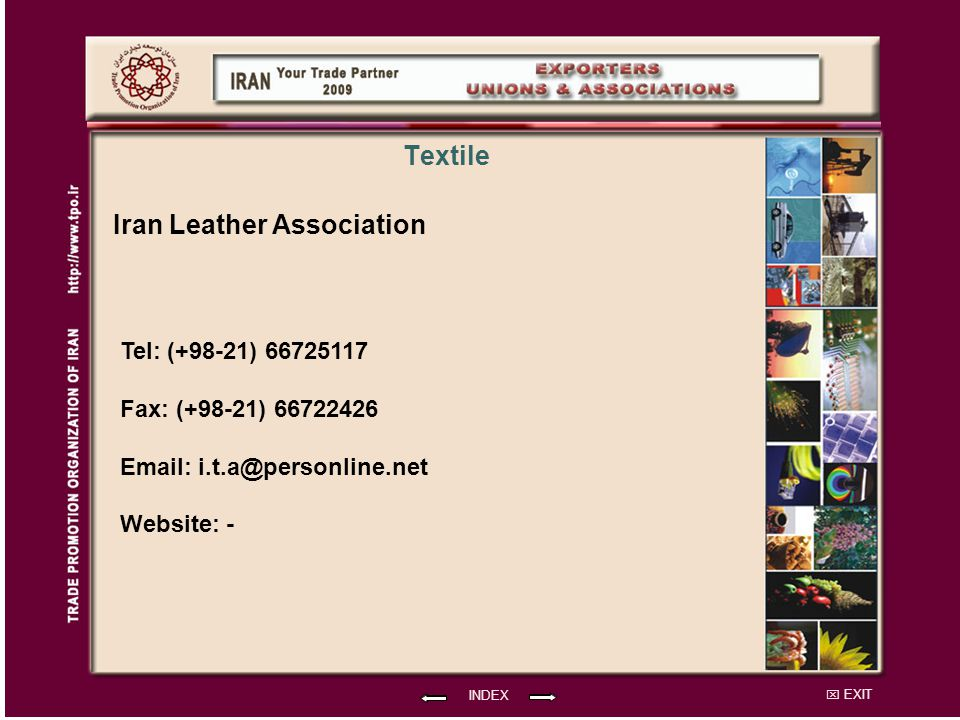 Iran Leather Association