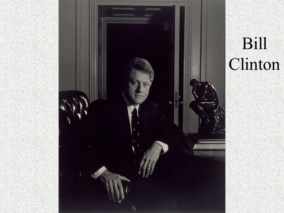 Bill Clinton Бил Клинтон Bill Clinton