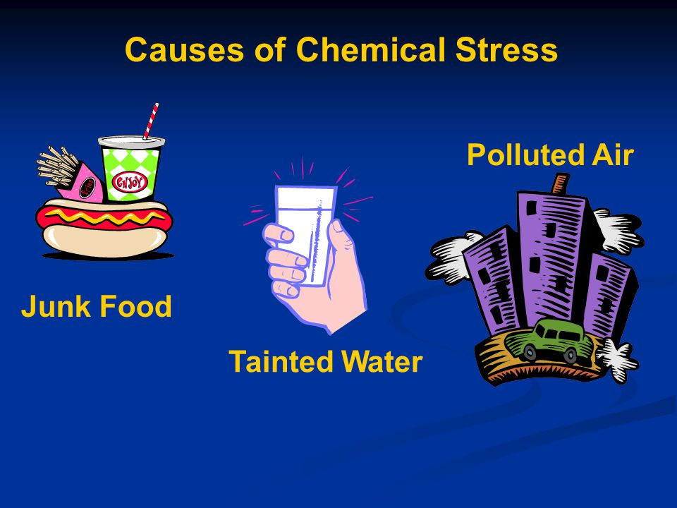 Causes of Chemical Stress