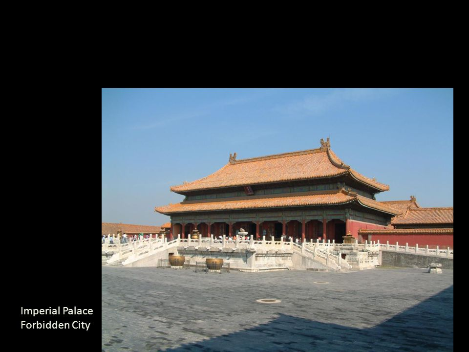 Imperial Palace Forbidden City