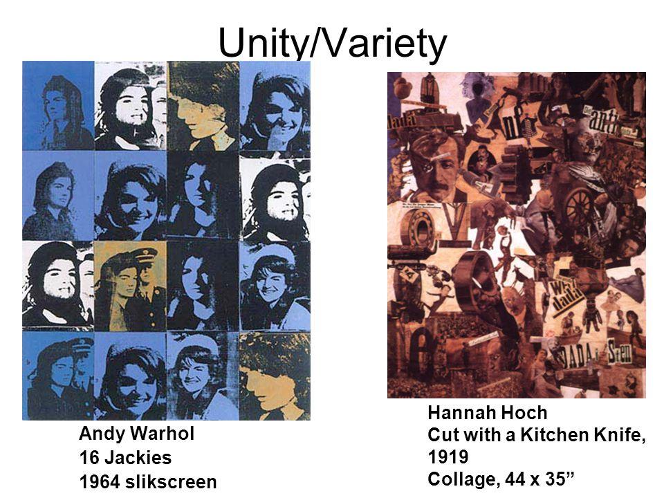 Unity/Variety
