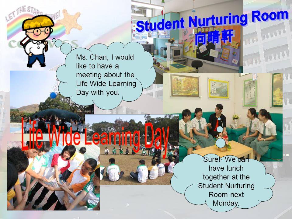 Student Nurturing Room